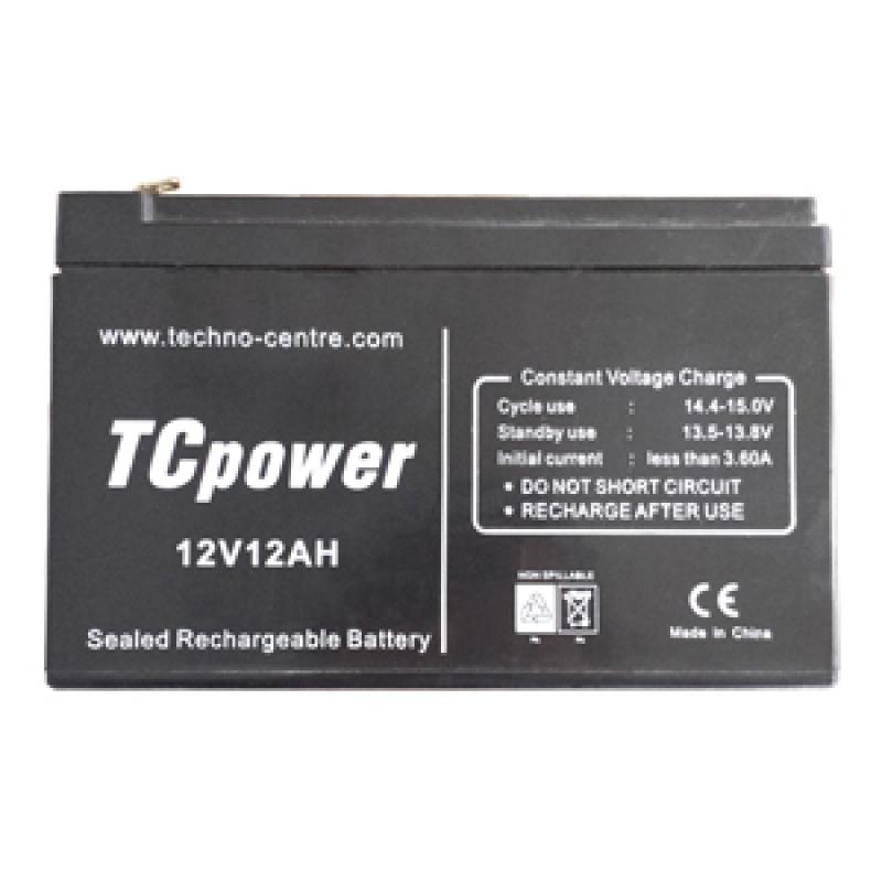 аккумулятор tc 12-12
