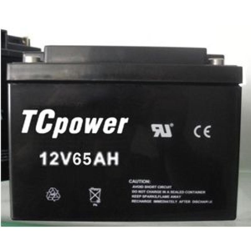 аккумулятор tc 12-65