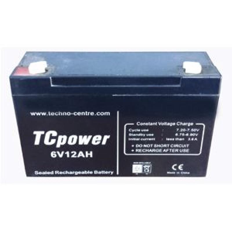 аккумулятор tc 6-12