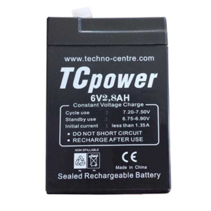 аккумулятор tc 6-2,8