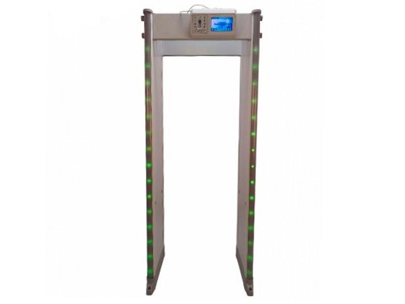 арочный металлодетектор jh-8045z