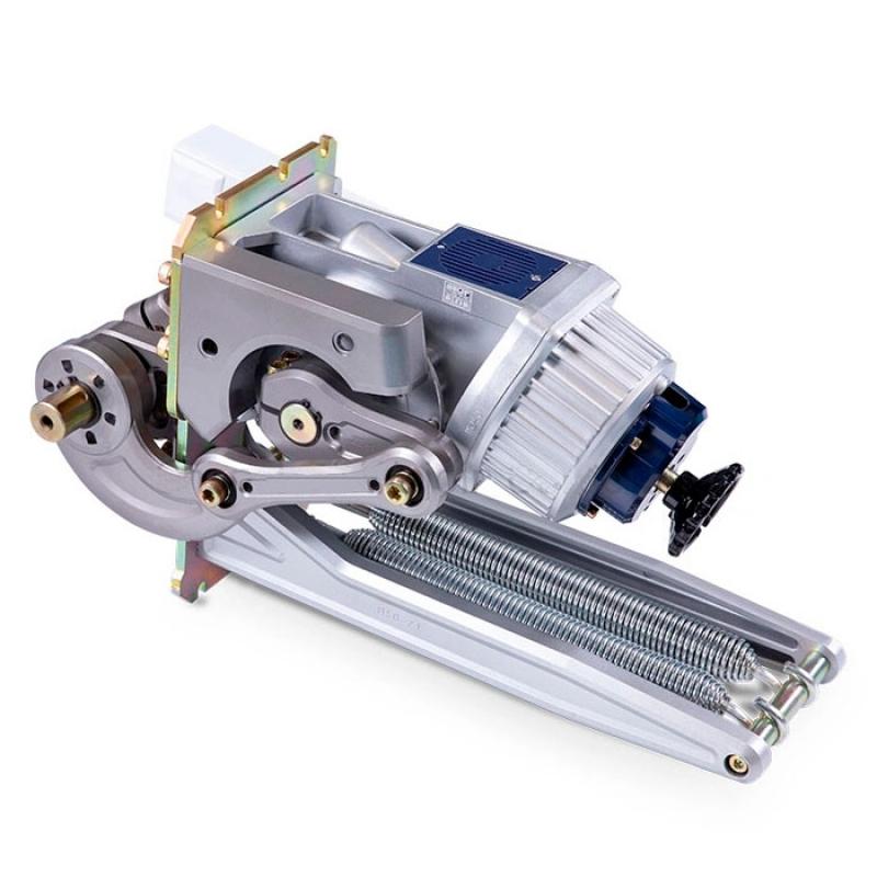 Бесщеточный двигатель шлагбаума