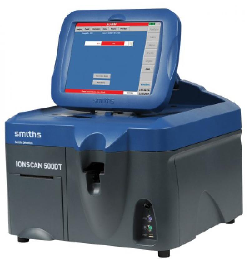 детектор ionscan 500dt