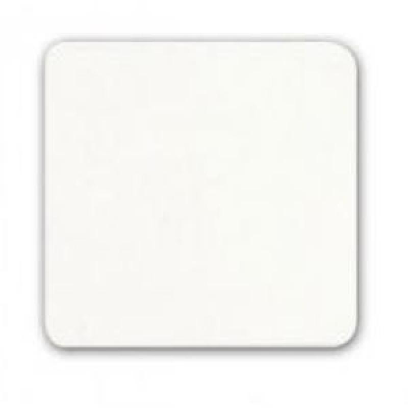 этикетка противокражная (рч) 40x40 белая