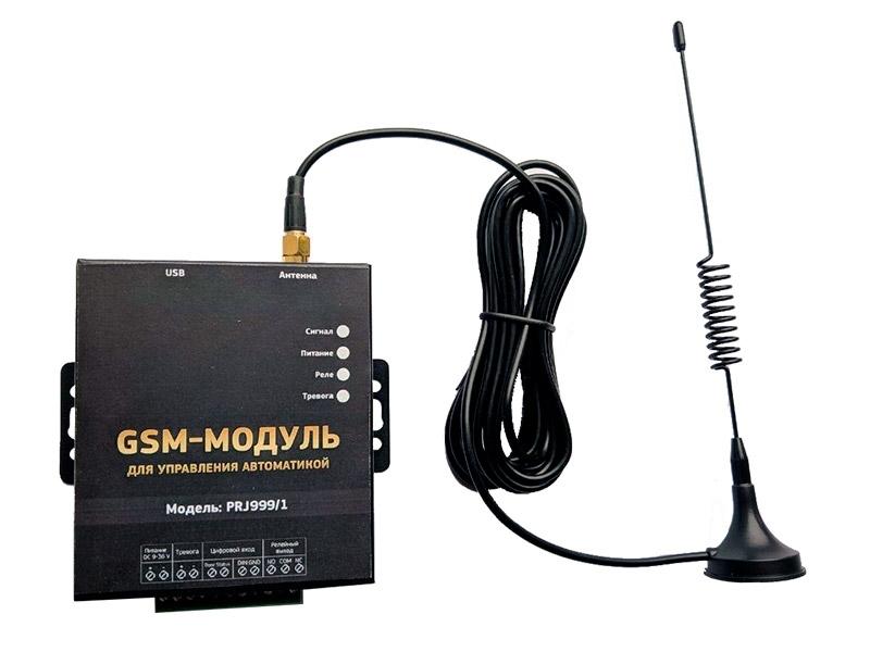 GSM модуль для шлагбаума PRJ999/1