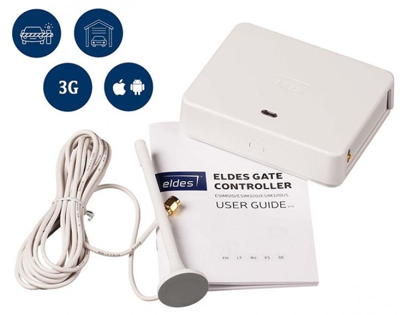 GSM-модуль для шлагбаумов