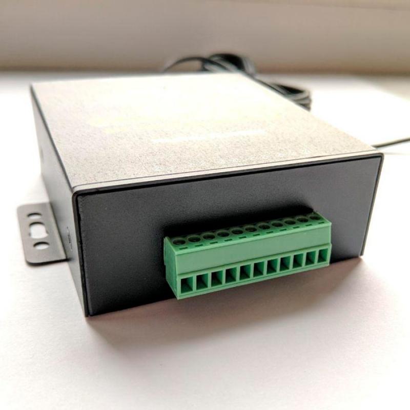 Разъем подключения 2G модуля для автоматики