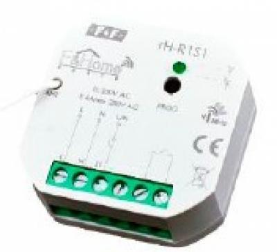 8 rH-R1 Реле одноканальное