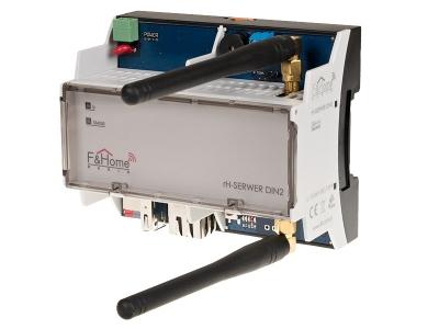 rH-SERVER DIN2 - cервер системы на DIN-рейку