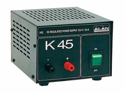 Alan K45 блок питания 13,8В, 4А