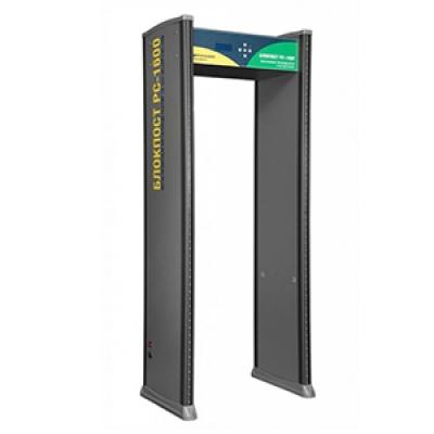 арочный металлодетектор блокпост рс-1600