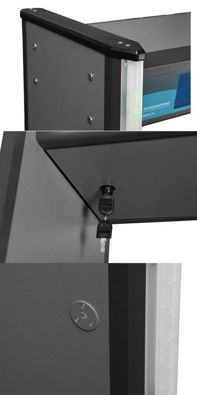 арочный металлодетектор блокпост рс-2400