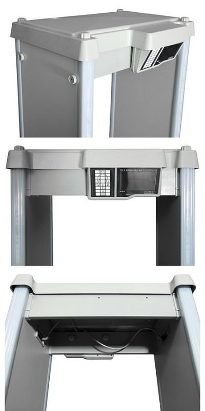арочный металлодетектор блокпост рс z 800|1600|2400 (b)