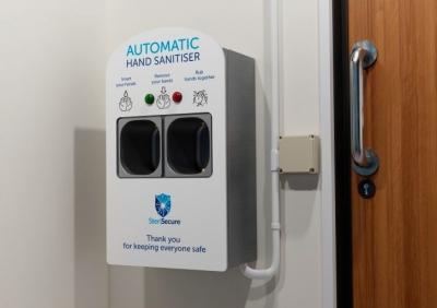 Автоматический санитайзер InfectProtect