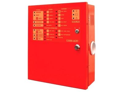 Блок приемно-контрольный С2000-АСПТ