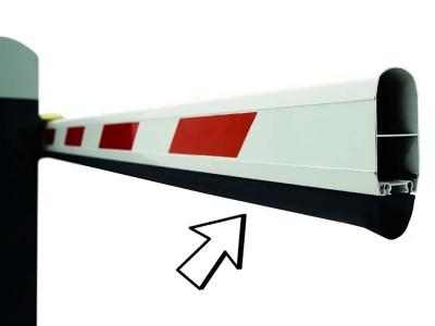 Резиновый демпфер для стрелы шлагбаума