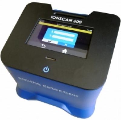 детектор взрывчатых веществ ionscan 600