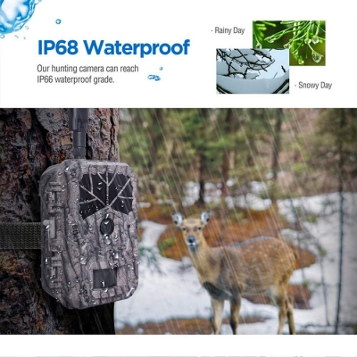 IP68 фотоловушка