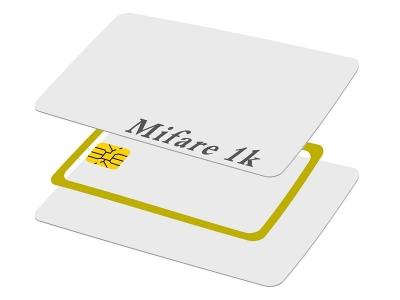 Карта доступа Mifare 13.56МГц