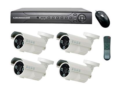 """Комплект аналогового видеонаблюдения """"TVI-4"""""""