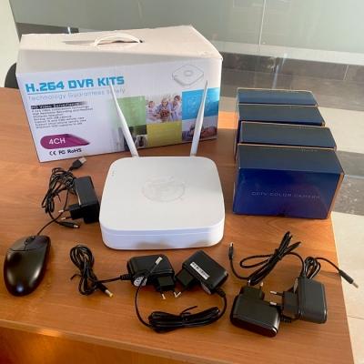 Комплектация wi-fi набора камер