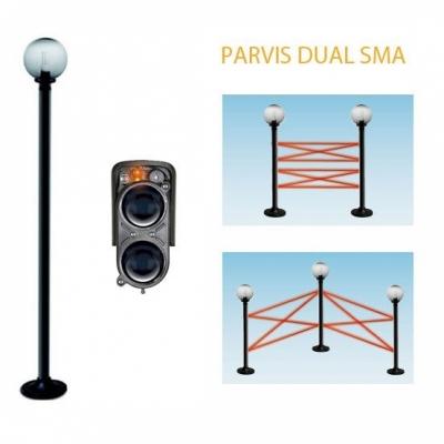 Parvis DUAL SMA 416