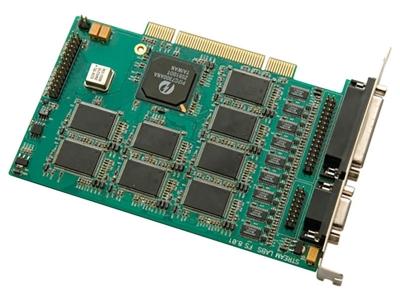 Плата ввода аналогового видеосигнала FS-8