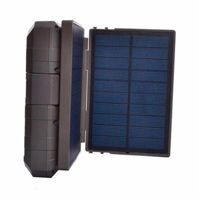 Солнечная панель для фотоловушки
