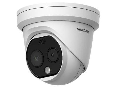 Тепловизионная камера DS-2TD1217B-6/PA