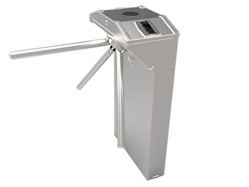 Турникет ZKTeco с биометрическим считывателем