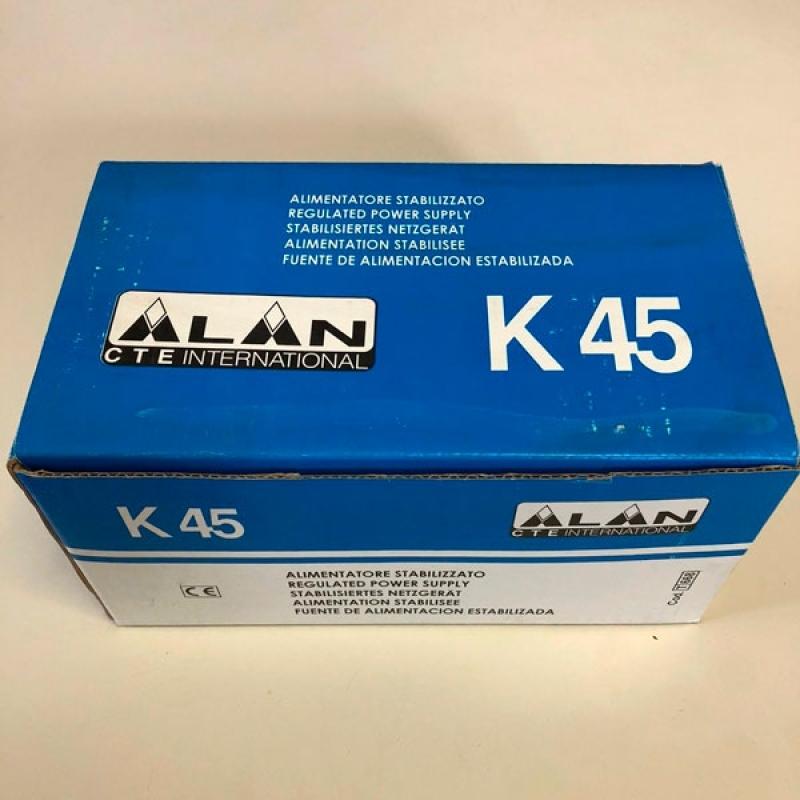 Упаковка K-45 Alan