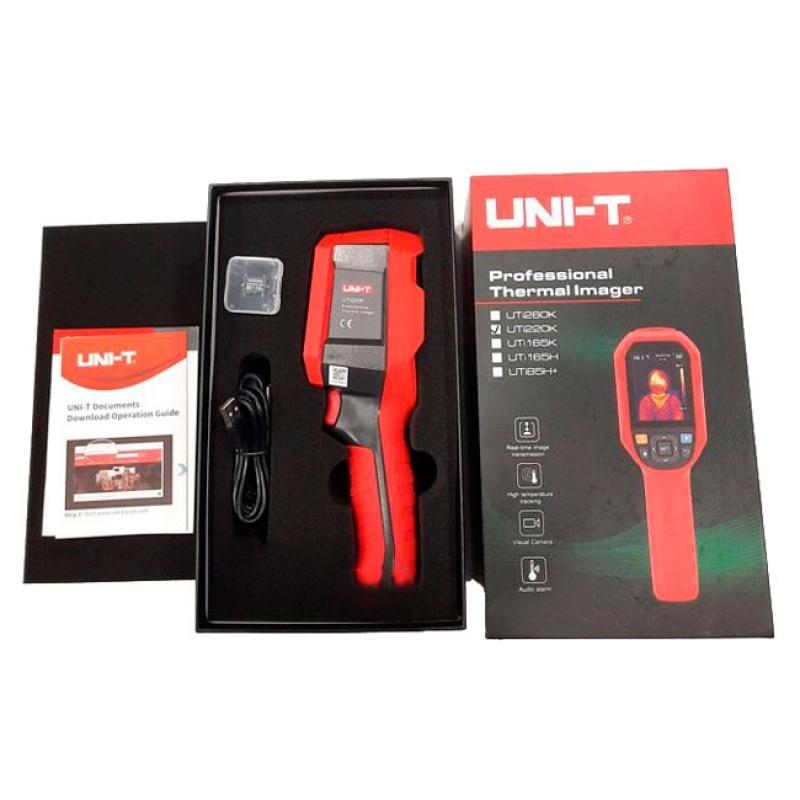 Упаковка UNI-T UTi260K