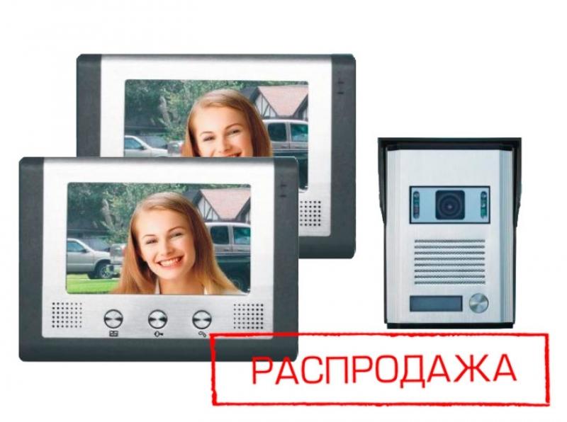 Видеодомофон RL-2D037P